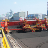 Bridge Type Bucket Wheel Reclaimer for Bulk Material Handling