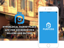 Purposs – On Demand Service Delivery App