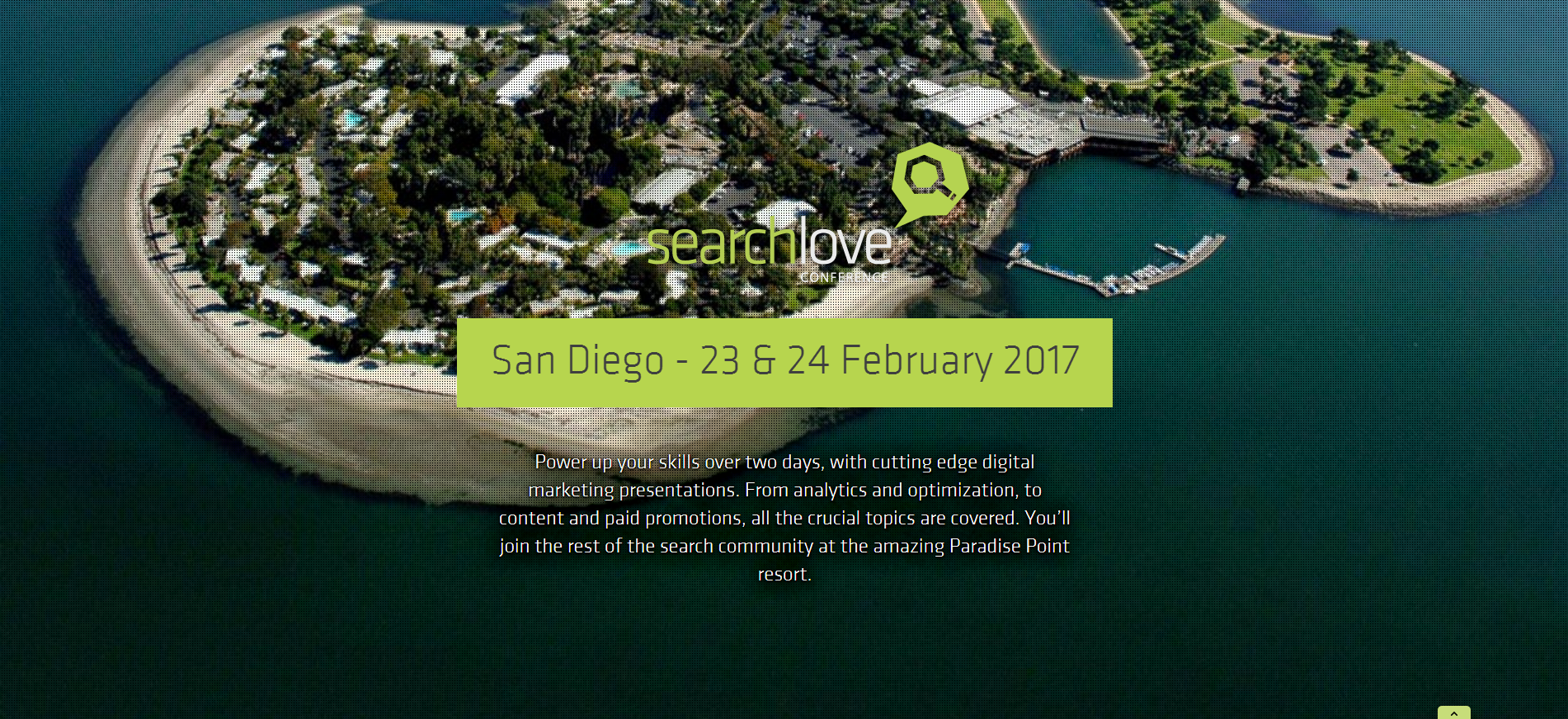 SearchLove® Conference - San Diego