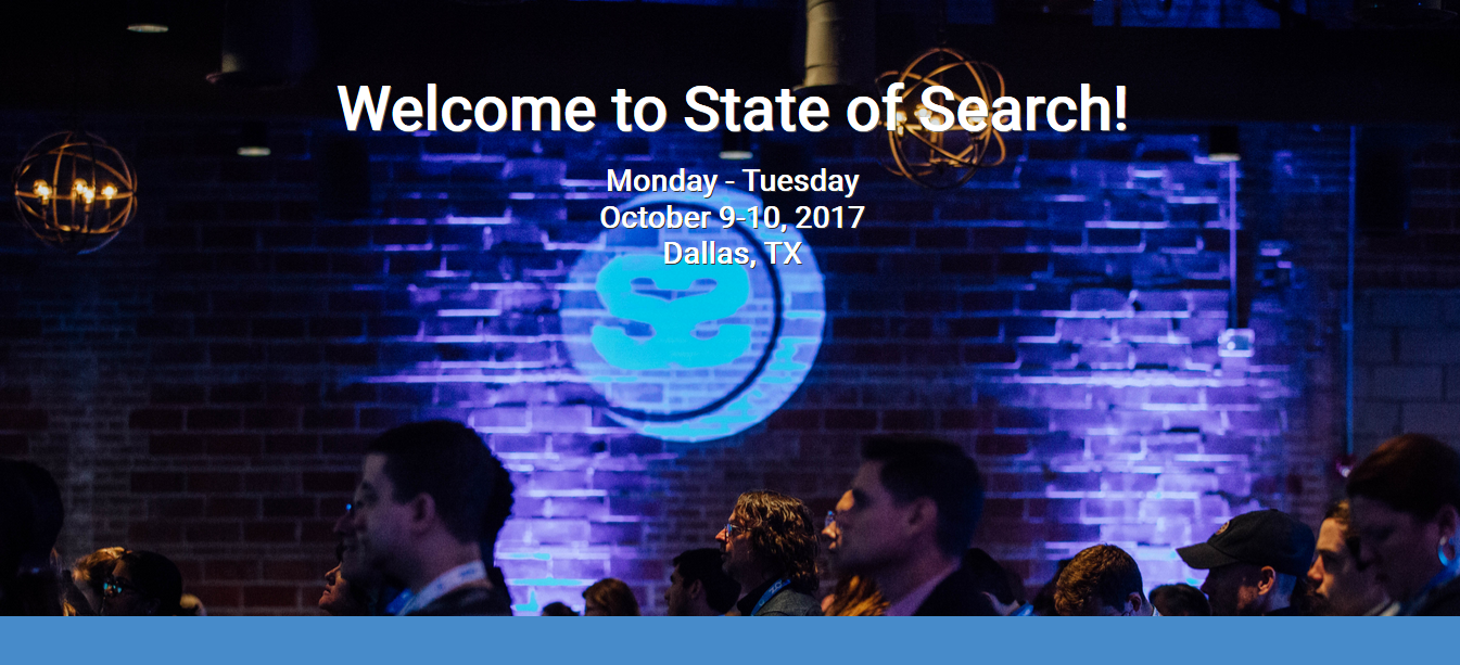 State of Search Conference