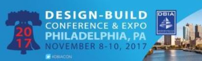2017 DESIGN-BUILD CONFERENCE & EXPO