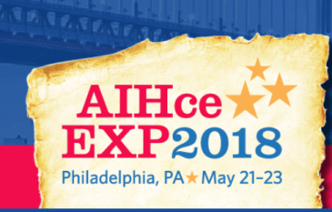 American Industrial Hygiene Conference & Exposition AIHce 2018