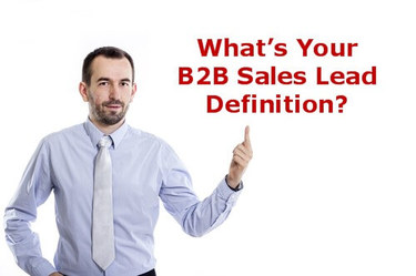 What is a B2B Sales Lead?