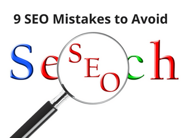 9 SEO Mistakes to Avoid for Ranking in Search Engines