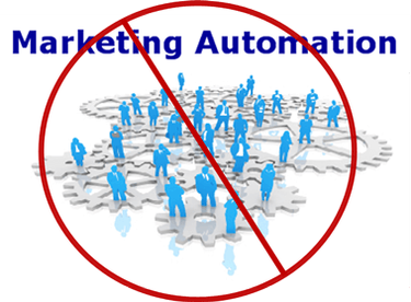 Marketing Automation <br> Why It Will Not Help B2B Firms