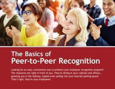 The Basics Of Peer-To-Peer Recognition Programs