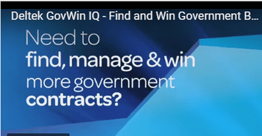 DELTEK Completes Integration Of Onvia Market Intelligence Into GOVWIN IQ