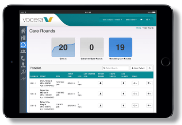 Upstate University Hospital Reimagines Physician-Patient Experience with Vocera Solution