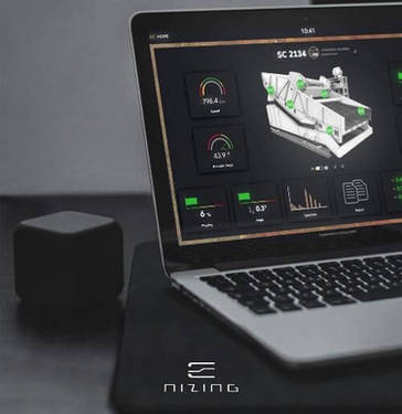 e-nizing®: all machines finally in one platform – offered by mechanical engineers