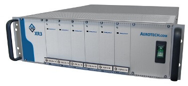 Aerotech Introduces Six-Axis Drive Rack with Fiber-Optic Interface for Brush, Brushless, & Stepper Motors