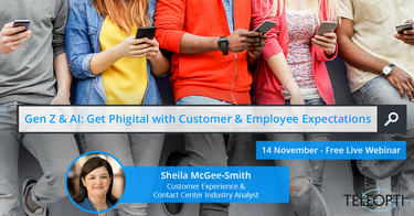 Live Webinar - Gen Z & AI: Get Phigital with Customer & Employee Expectations